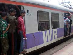 Minor Boys Caught For Performing Daredevil Stunts On Mumbai Local Train