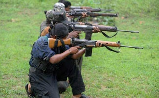 Top Maoist Leader Who Carried Rs 45 Lakh Bounty Arrested In Jharkhand