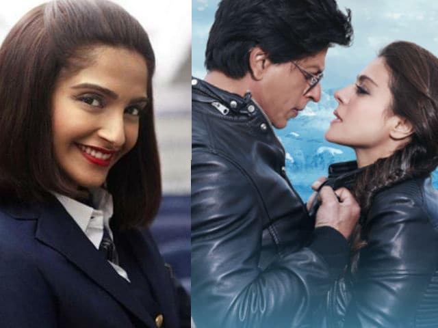 Sonam's Neerja Trailer to Release With Shah Rukh's Dilwale