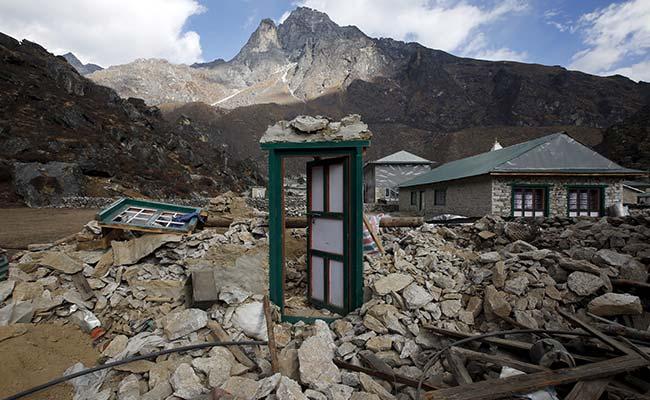 नेपाल में फिर आया भूकंप का झटका, रिक्टर स्केल पर तीव्रता 4.3