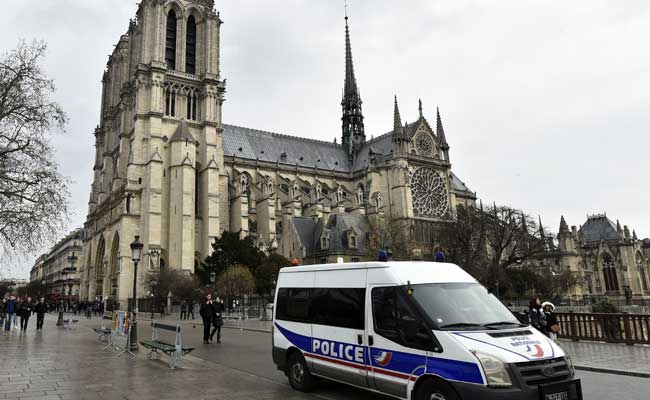 Notre Dame Attacker 'Pledged Allegiance To ISIS In Video'