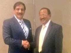 भारत-पाक की एनएसए स्तर की बैठक हो रही है, गृह मंत्रालय को भी नहीं थी जानकारी