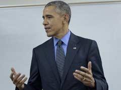 Barack Obama Meets With San Bernardino Victims' Families