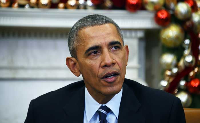 California Shooting Motive Not Known Yet, Terror 'Possible': Obama