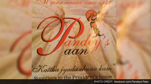 Pandey's Paan, Connaught Place - Delhi