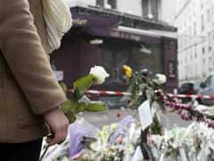 A Month After Attacks, Mourners Gather In Paris