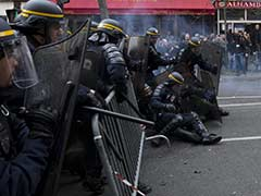 Police Ban Demonstrations on Paris' Champs Elysees During Climate Talks