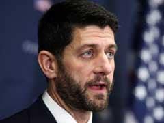 US Speaker Paul Ryan Pledges To Work With Donald Trump On Bold Agenda