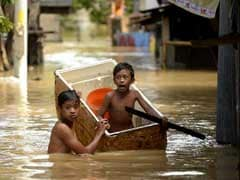 Number Of Deaths Rise As More Floods Threaten Philippines