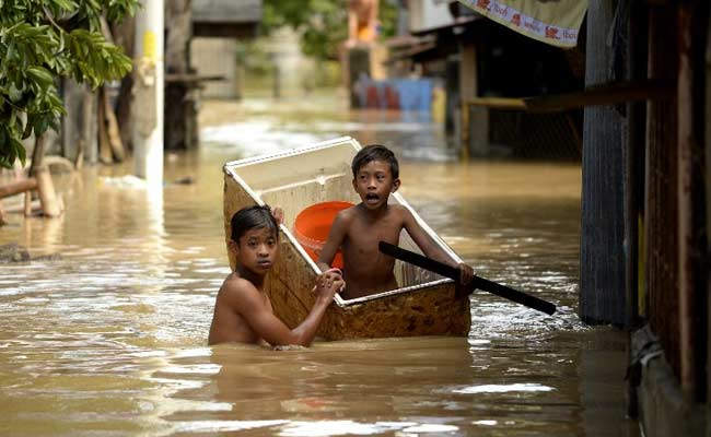 At Least Three Dead, Six Missing, As Storm Hits Philippines