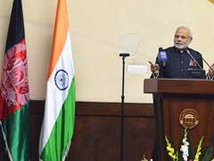 PM Narendra Modi, In Kabul, Says Terror Must 'No Longer Flow Across The Border'