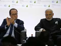 India 'Honoured' To Host Francois Hollande: PM Narendra Modi