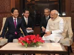 PM Modi's Economic Policies Are Like Bullet Trains: Japan's PM Shinzo Abe