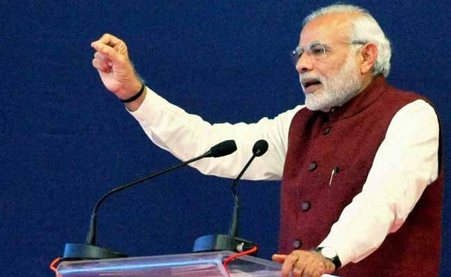 PM Modi To Address First Ever Conference On Public Funds In Gujarat