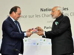 PM Modi, Francois Hollande Launch Ricky Kej's New Music Album in Paris
