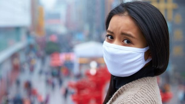 Chinese Restaurant Bills Patrons for Clean Air