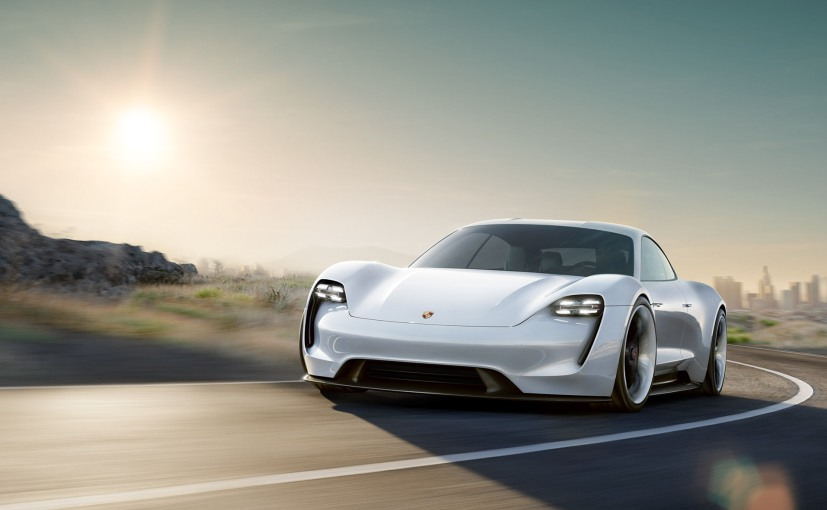 Porsche Mission E Officially Gets The Green Light Launch