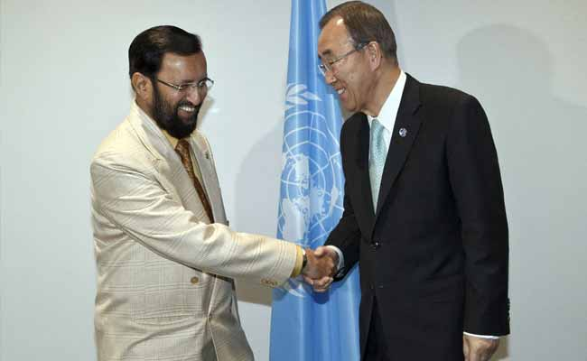 Historic Climate Deal a Step to 'Better Future': Prakash Javadekar