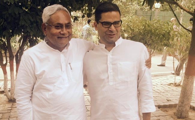 Can't Thank Him Enough? Nitish Kumar Gives Prashant Kishor New Reward
