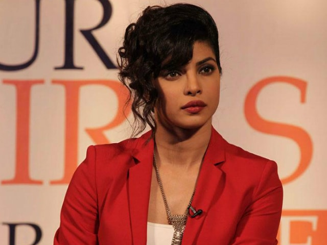 Priyanka Chopra on the Shiv Sena-Bajirao Mastani Controversy