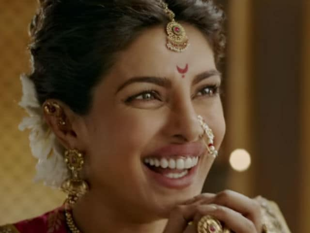 Why Priyanka Chopra Did Bajirao Mastani