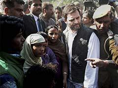 In Politics Over Razed Delhi Slum, Rahul Gandhi vs AAP vs Centre
