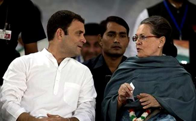 Congress President Election: Rahul Gandhi Officially Named Congress Chief