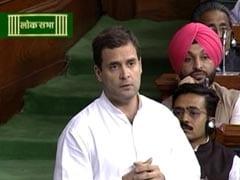 'Modiji's Fair And Lovely Yojna To Convert Black Money,' Says Rahul Gandhi