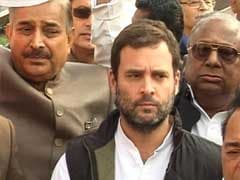 Rahul Gandhi Assures His Support to Jyoti's Parents on Juvenile Justice Bill