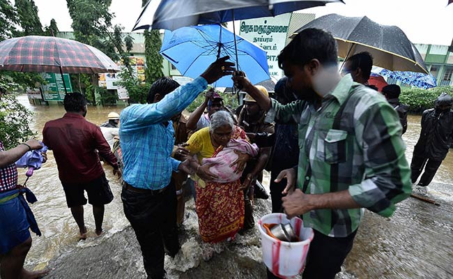 PM Modi Assures All Help as Century's Worst Rain Cripples Chennai