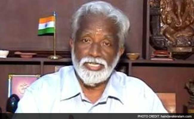 Party Has No Role In Medical Scam, Says BJP Kerala Chief Kummanam Rajasekharan