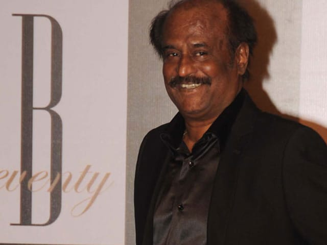 Chennai Floods: Rajinikanth Throws Open Marriage Hall for Workers