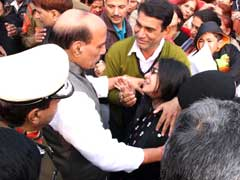 BSF Plane Crash: 'Why Does A Soldier's Family Cry Everytime?' Relative Asks Rajnath Singh