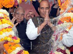 Terrorism, Maoist Activities Contained To Large Extent: Rajnath Singh