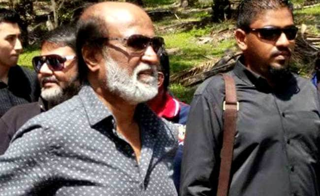 Rajinikanth Rules Out Joining Politics For Now