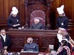 Congress Protests Over Arun Jaitley Forces Adjournments In Rajya Sabha