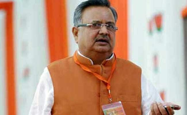 BJP Working On 'Mission 65 Seats' For Chhattisgarh Polls: Raman Singh