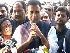 प्रियंका चतुर्वेदी के इस्तीफे से दुखी कांग्रेस प्रवक्ता रणदीप सुरजेवाला ने कहा- जो टीम का नेतृत्व कर रहा है उसकी भी जवाबदेही होनी चाहिए