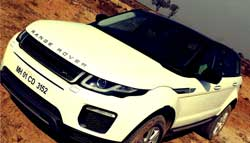 Range Rover Evoque Facelift Review
