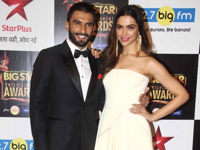 Deepika Padukone Opens Up About Ranveer Singh's 'Contrasting Sides'