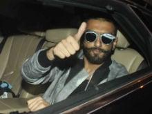 Ranveer is Proud that After Shah Rukh, Aditya Chopra Will Direct Him