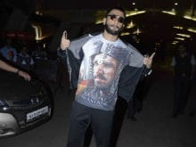 Ranveer Singh Doesn't See a 'Love Triangle Happening' in His Life