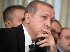 Turkey's Tayyip Erdogan Says Syrian Kurdish Militia Used US Weapons On Civilians