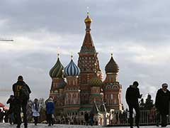 Russia Closes Red Square For New Year's Eve