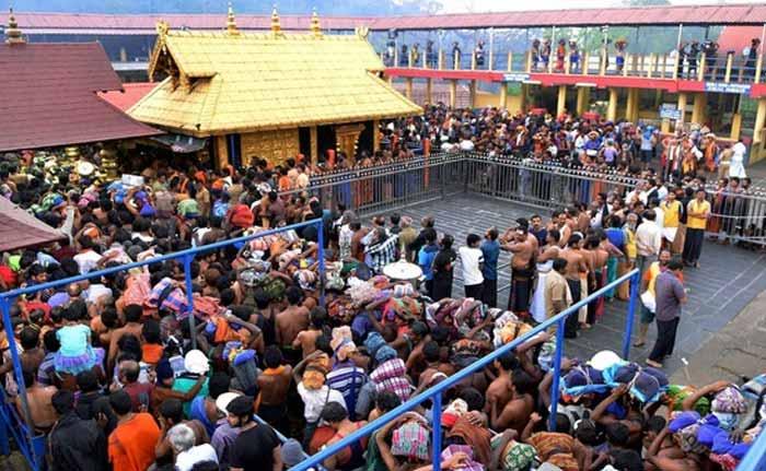 सबरीमाला में महिलाओं के प्रवेश मसले पर जागरूकता के लिए त्रावणकोर देवस्वम बोर्ड करेगा यज्ञ