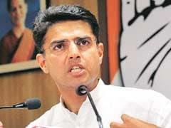 Enforcement Directorate And CBI Being Misused, Alleges Sachin Pilot