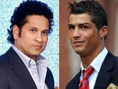 तेंदुलकर के सह-स्वामित्व वाली कंपनी ने फुटबॉलर रोनाल्डो से करार किया