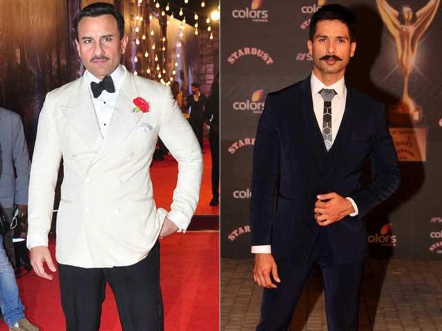 Shahid Kapoor Says Saif Ali Khan is 'Very Professional'