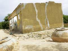 Senegalese Villages Swallowed By The Sea