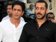 'ब्लैक एंड व्हाइट' में सलमान और शाहरुख खान, जल्द एक साथ नजर आएंगे दोनों